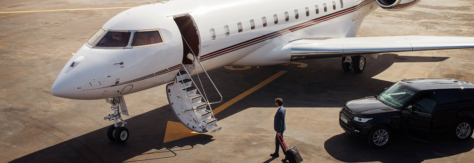 Flying High: Making the Most of a Private Jet - Christie's
