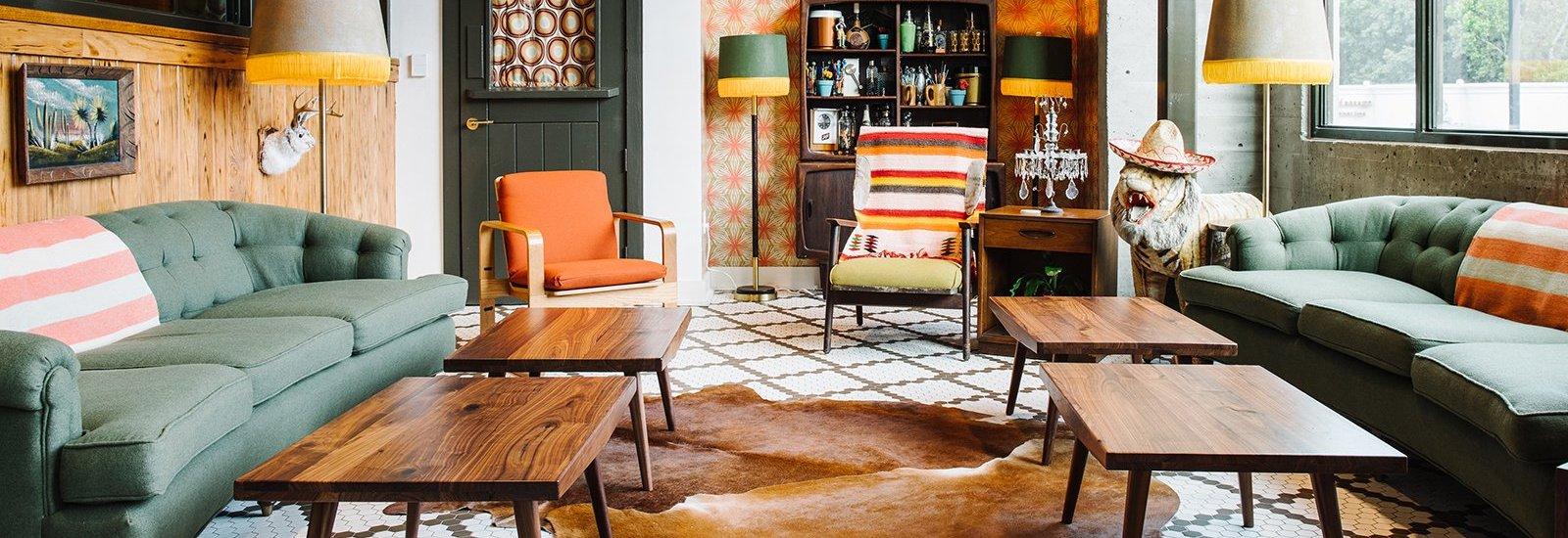 Modern Vintage Interiors Inspiration From Elizabeth Ingram