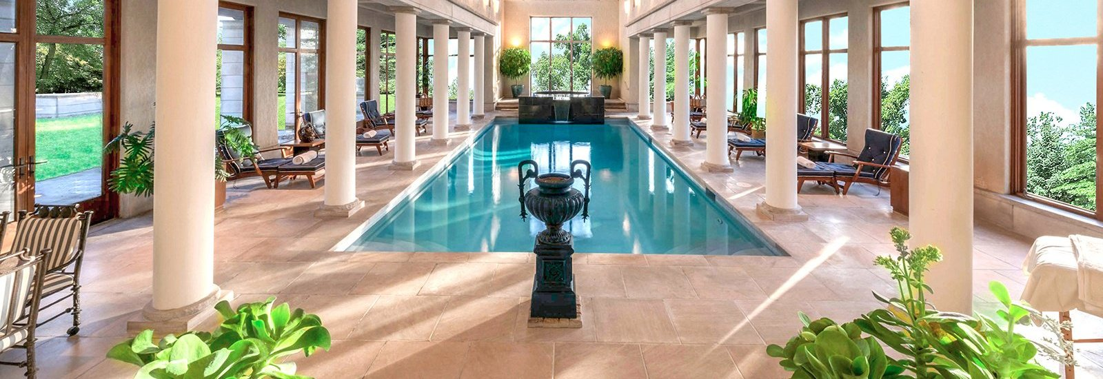 The World\'s Most Luxurious Indoor Swimming Pools - Christie\'s ...