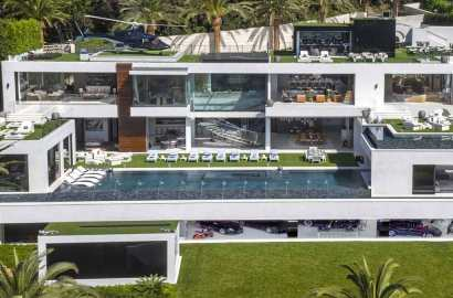 The Spectacular Rise of the $100 Million Spec Home
