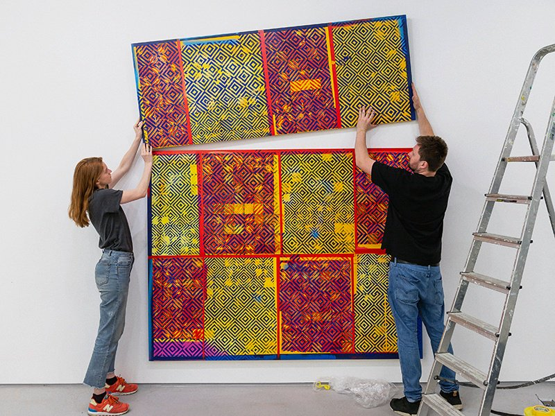 Large-scale works such as Dominic Beattie's <i data-recalc-dims=