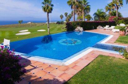 Relative Values: $5 Million Golf Homes