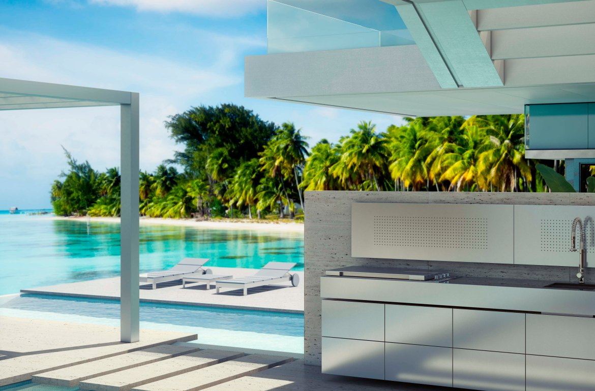 How to Build the Ultimate Outdoor Kitchen - Christie\'s International ...