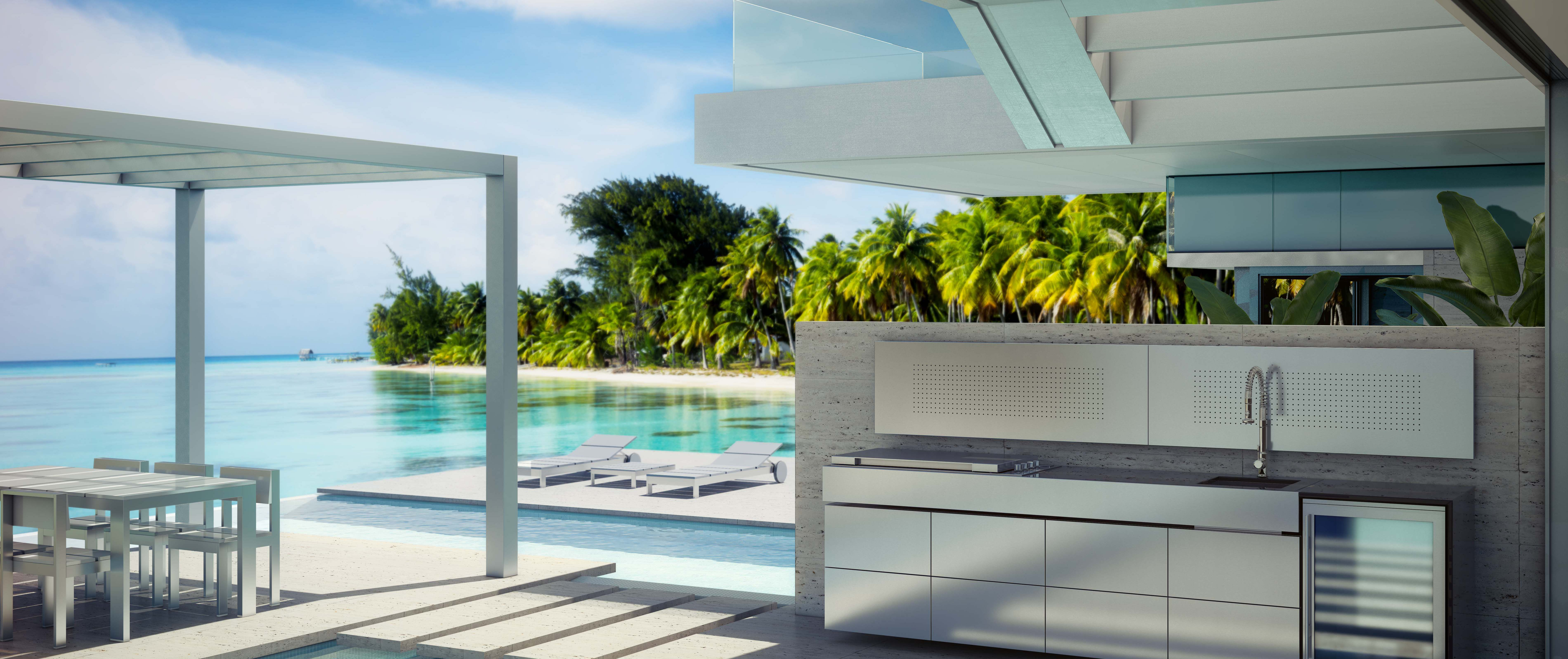How To Build The Ultimate Outdoor Kitchen
