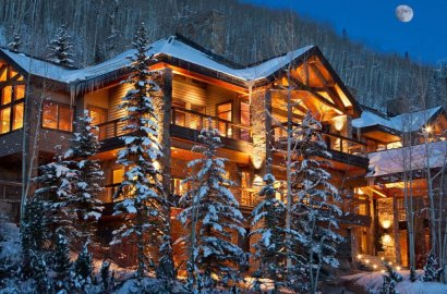 Relative Values: Homes in the World's Premier Ski Areas