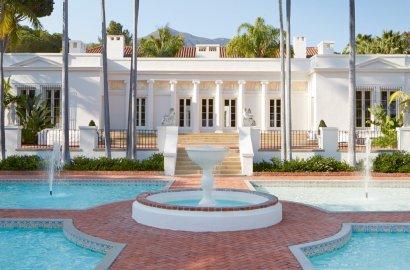 Mediterranean Revival in Montecito