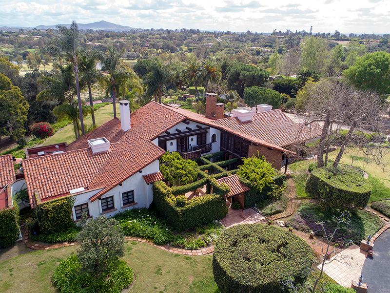 California property Hacienda