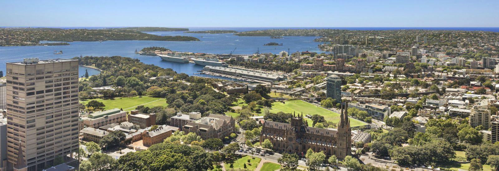 Walkable City-Sydney