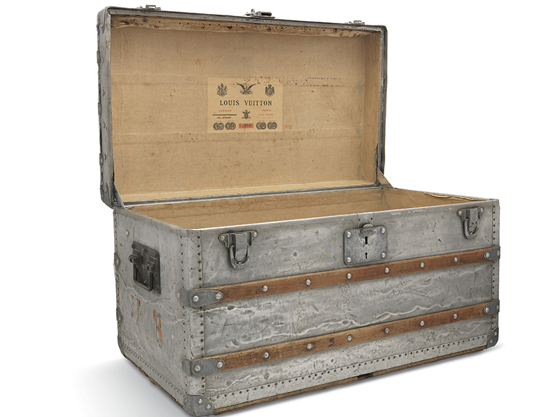 Louis Vuitton Explorer trunk