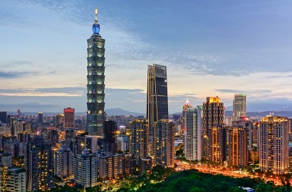 A Taste of Taipei: Art, Food, and Property in Taiwan's Capital