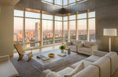 The Penthouse at World-Renowned One Beacon Court in Manhattan