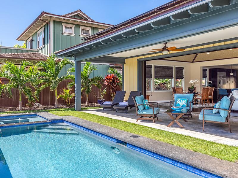 Hawaii plantation-style home