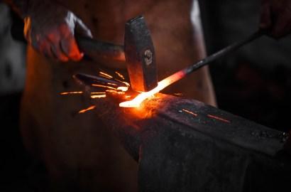 Forging Ahead: The Master Craft of an Artisan Blacksmith