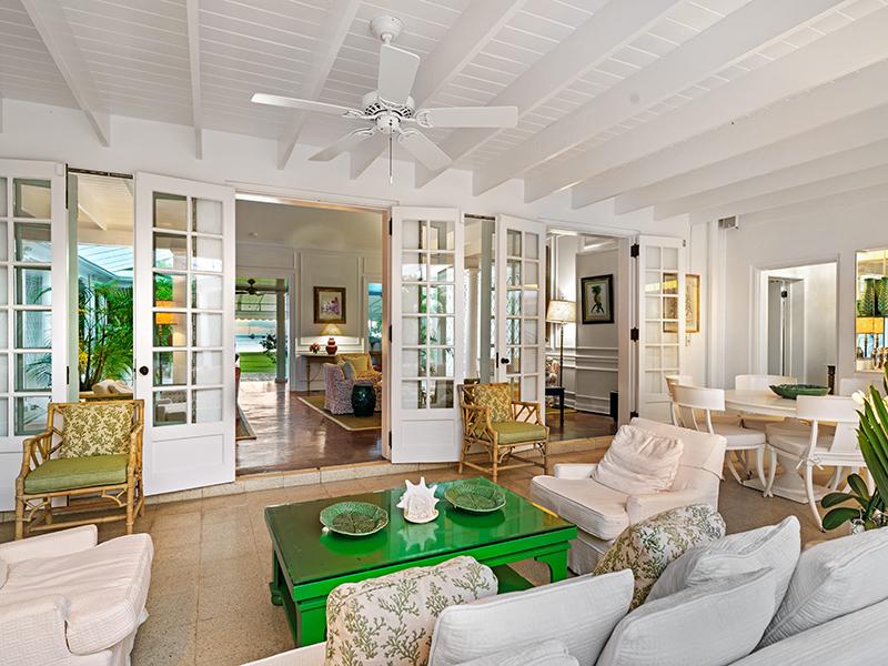 Serendip Cover living room