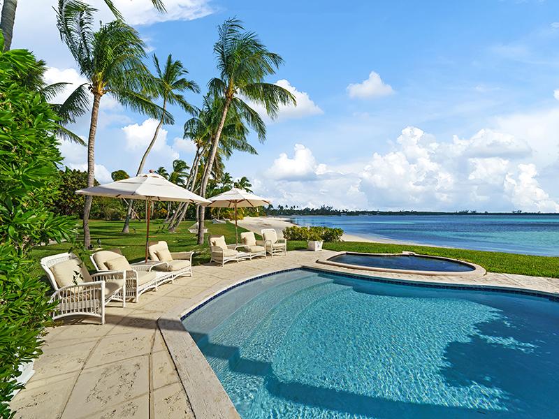 Serendip Cove pool