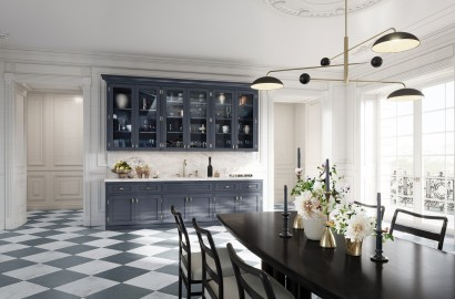A Top Designer's Recipe for the Classic Kitchen of Your Dreams