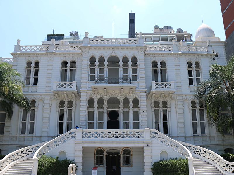 The Sursock Museum in Lebanon