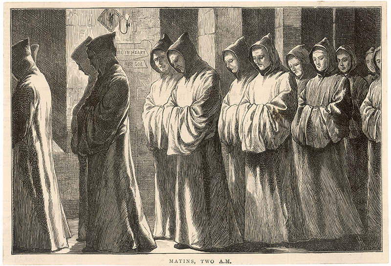 Carthusian Monks