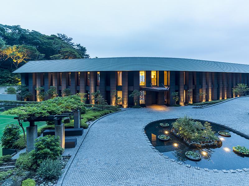 Galleria Costa estate in Japan