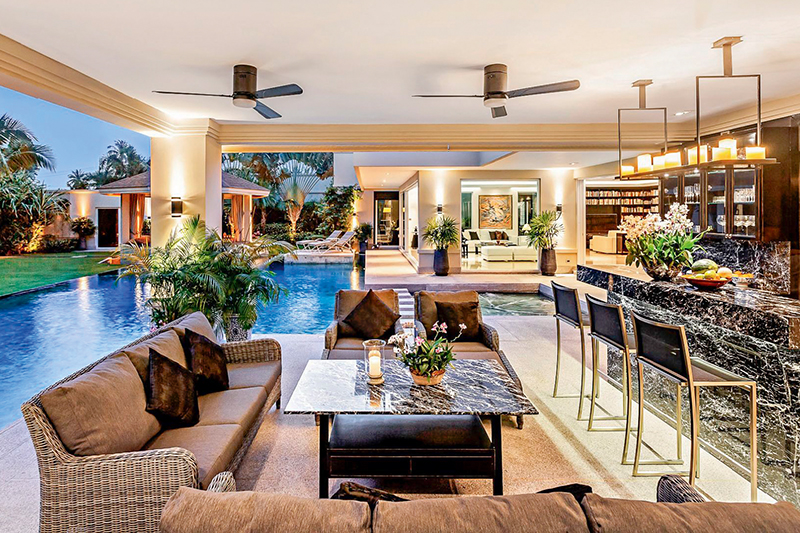 Villa Ola, Thailand