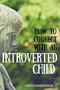 recognizing and connecting with introverted children