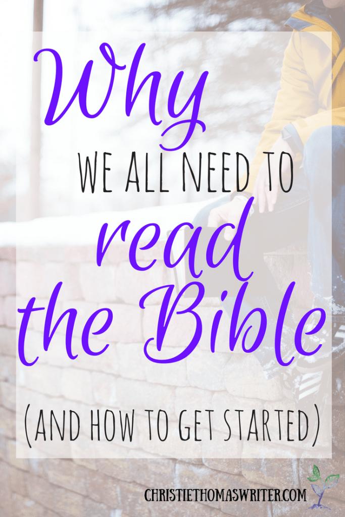 Plus a simple 9-step reading plan.