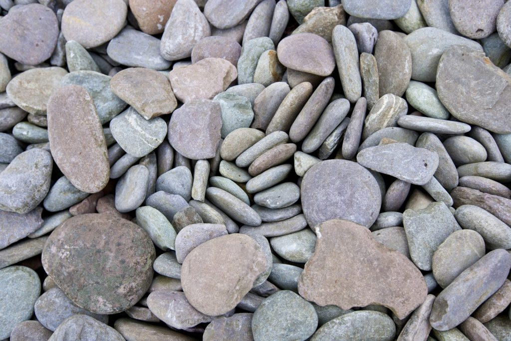 Connect with God through nature - rocks