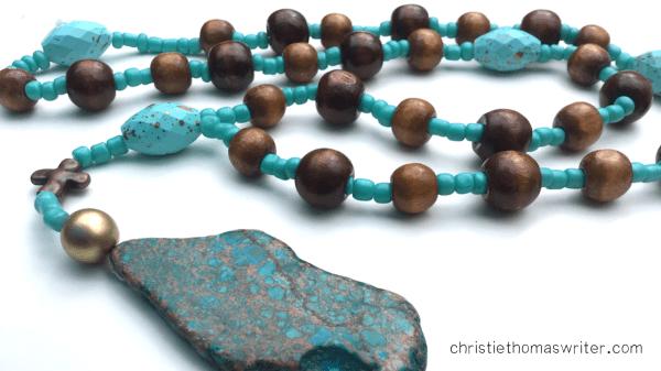 Make your own prayer beads
