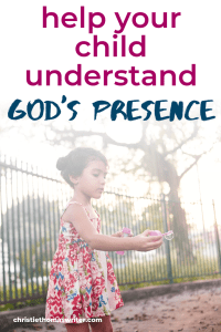 "Introducing Quinn's Promise Rock, a Christian children's picture book to help your toddler or preschooler with anxiety, useful for teachers or families. Similar in style to ""The Kissing Hand"", but faith-based. But not just for anxious kids! Also teaches kids about God's presence. #anxiety #Christianparenting"