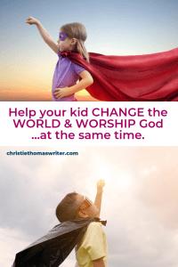 "When your child can sniff out injustice from a mile away, you get the priviledge of raising Godly children who also change the world! Christian kids can have spiritual growth while standing up for the vulnerable. | Christianparenting | Includes a review of ""A Brave Big Sister"" and ""A Fearless Leader"" by Rachel Spier Weaver. #kidlit #homeschooling #Christianparenting #kidlit"