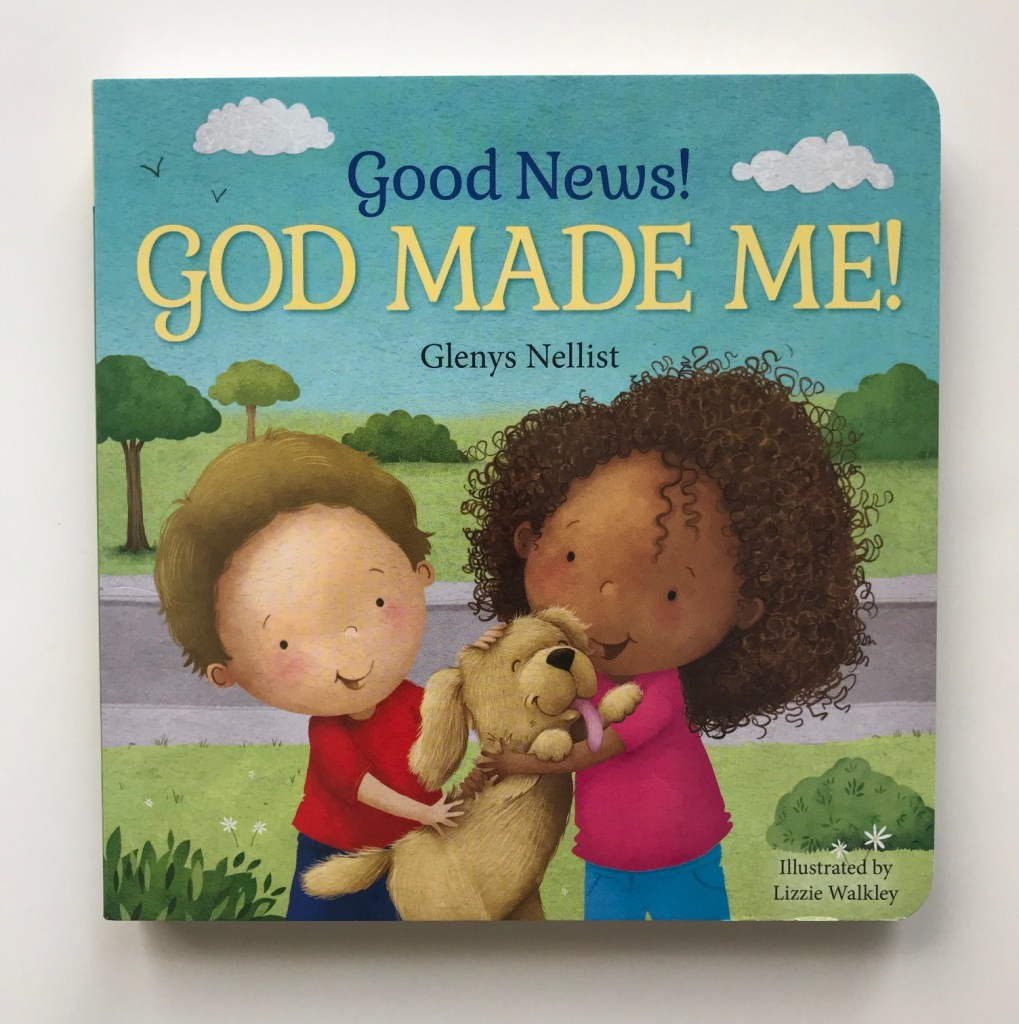God Made Me by Glenys Nellist