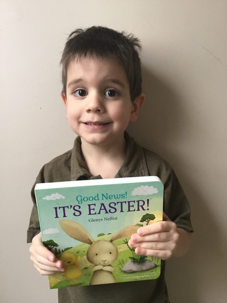 Good News! It's Easter! by Glenys Nellist