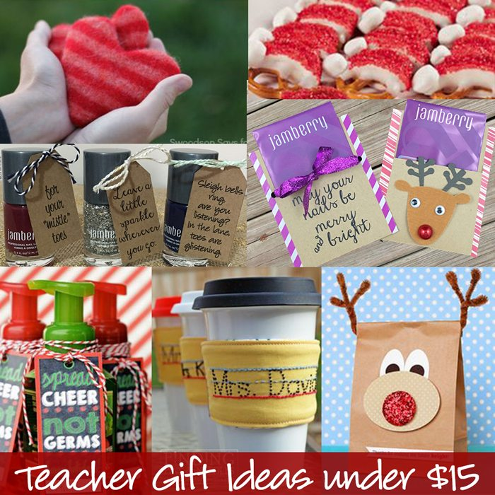 Thoughtful Holiday Gifts For Teachers • Christi Fultz