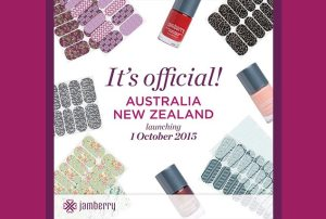 Jamberry Nails Australia and New Zealand Launch!