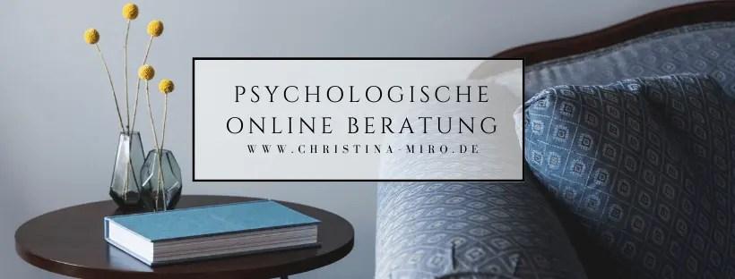 Psychologische Online Beratung