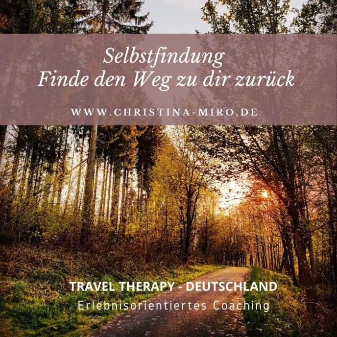 Selbstfindung in der Natur - Travel Therapy Deutschland