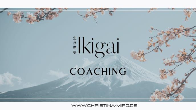 Ikigai Coaching Online - Christina Miro