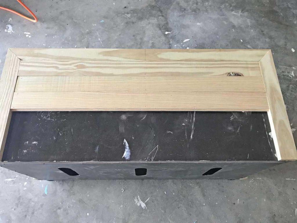 Constructing Wood Top