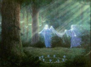 femmes sacrées