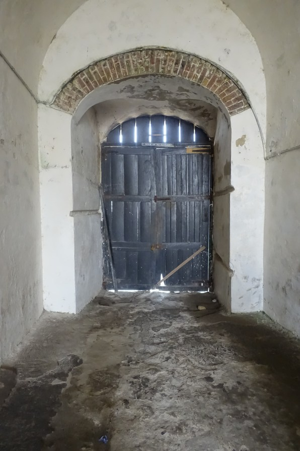 Door of No Return at Cape Coast Castle