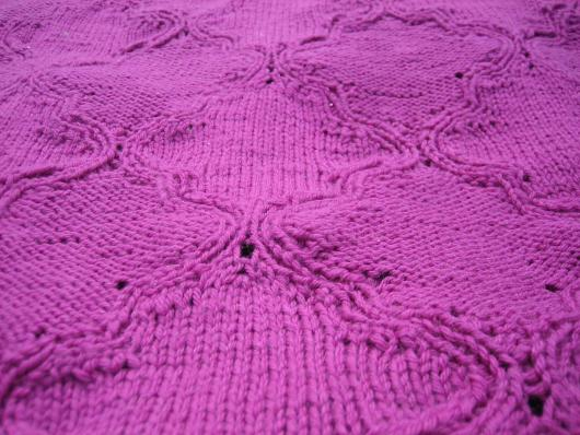 close up of forthcoming Al-Andalu Afghan