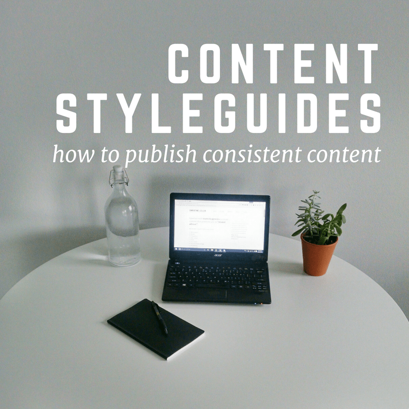 content-style-guides