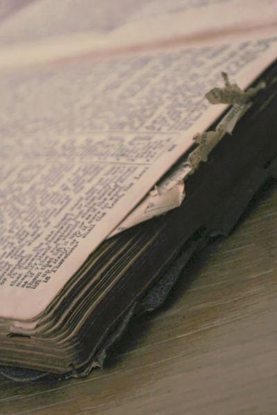 God Reveals Himself in Scripture?