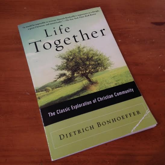 Life Together | Dietrich Bonoeffer | Christine M. Chappell | Book Review | Faithful Sparrow