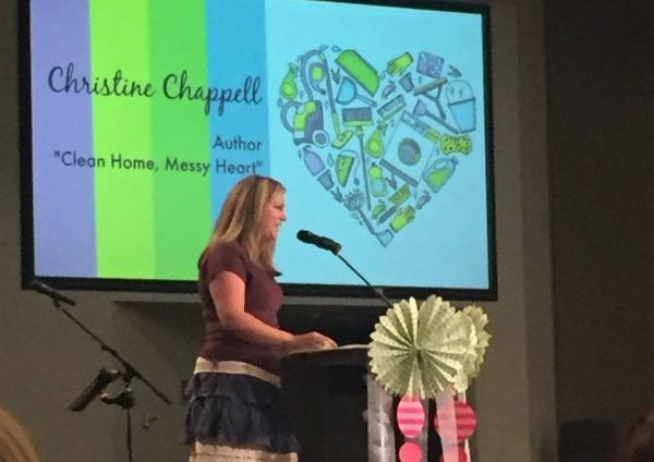 Christine Chappell | Birth Choice Baby Shower | Rancho Community Church