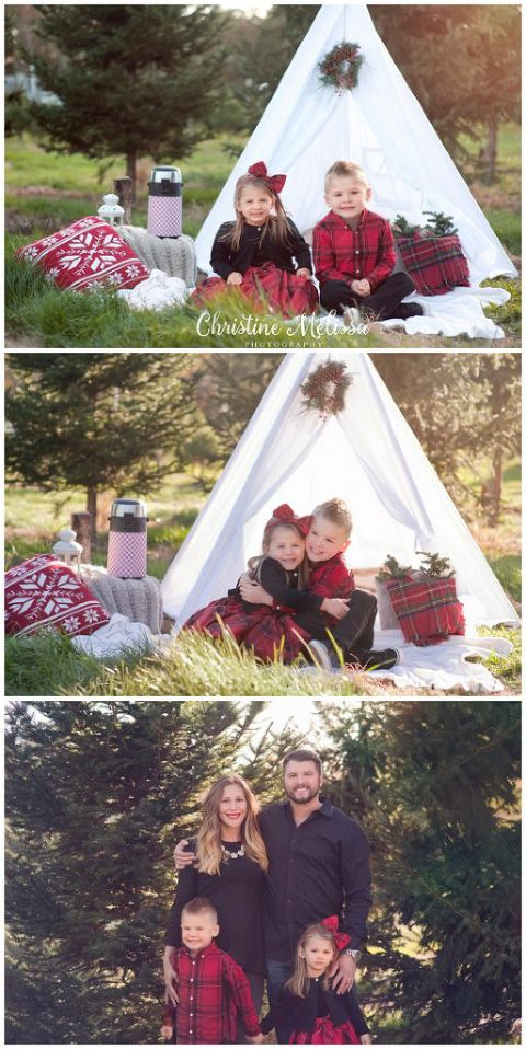 Christmas Pictures Christmas Tree Farm Sessions On Long