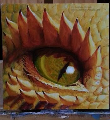 Golden dragon explorations dragon quest 8 golden dragon