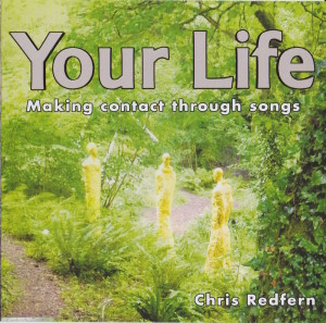 Your Life: Making Contact Through Songs, by Chris Redfern