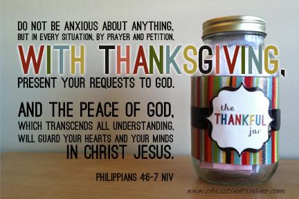The Thankful Jar