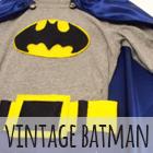 Vintage Batman Costume